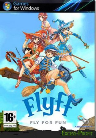 Fly For Fun (2010/RUS)