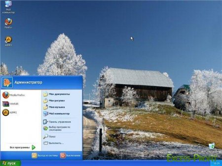 Windows XP SP3 200mb 11.10 (2011/RUS)