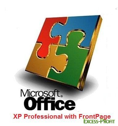 Microsoft Office XP with FrontPage RU + SP3 x86