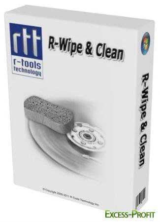R-Wipe & Clean 9.6 Build 1799 Corporate Repack KpoJIuK