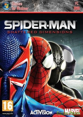 Spider-Man: Shattered Dimensions (2010/RUS/ENG/RePack by R.G. ��������)