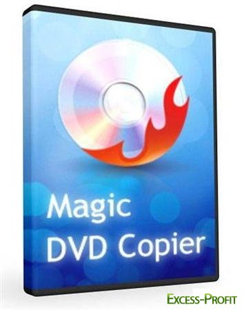 Magic DVD Copier 6.0.2 Final