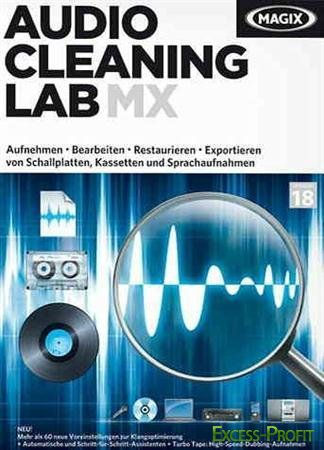 MAGiX Audio Cleaning Lab 18 Deluxe German