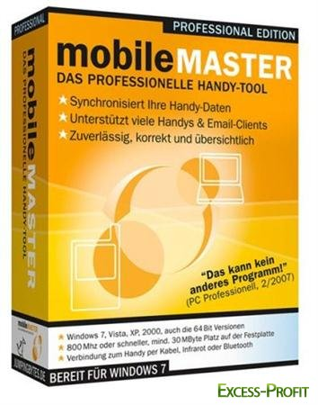 Mobile Master 7.9.10 Build 3503 Corporate Edition