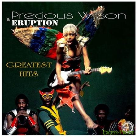 Precious Wilson and Eruption - Greatest Hits (2007)