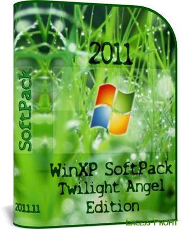 WinXP SoftPack Twilight Angel Edition 2011.11 Rus