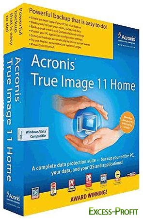 Acronis True Image Home 2011 14.0.0 Build 6868 Final + Plus Pack + BootCD + Addons (2011) PC
