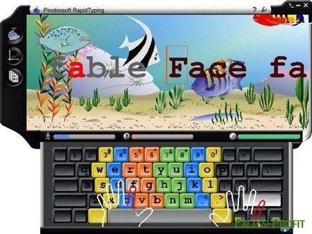 Rapid Typing Tutor 4.3 Beta Portable