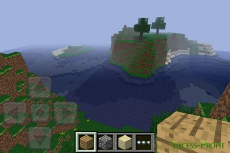 Minecraft – Pocket Edition v0.1.2[iPhone/iPod Touch]
