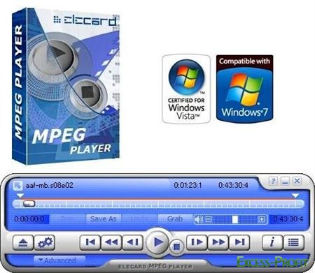 Elecard MPEG Player 5.7 Build 24606.100629 (RUS/ENG)