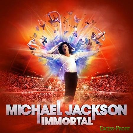 Michael Jackson - Immortal [Deluxe Edition] (2011) FLAC