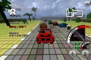 3D Pixel Racing v1.1[iPhone/iPod Touch]