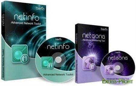 NetGong | NetInfo v 7.7 Build 1120