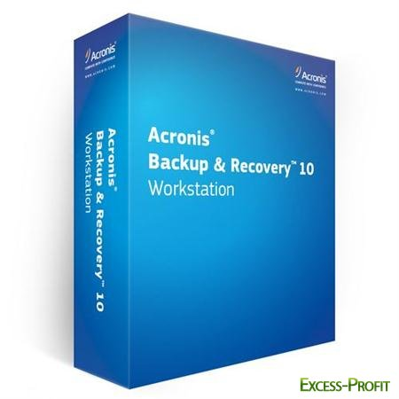 Acronis Backup & Recovery 10.0.13762 Server & Workstation with UR Russian + BootCD's