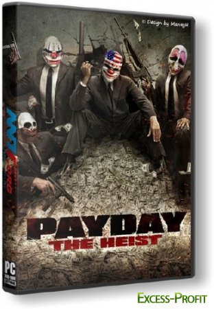 PayDay: The Heist (2011/RUS/MULTi5/RePack by SxSxL)
