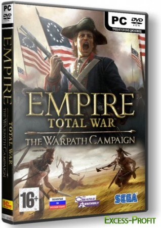 Empire: Total War - Special Forces Edition (2009/ENG/RIP by KaOs)