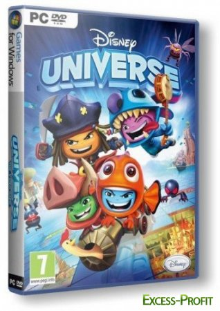 Disney Universe (2011/ENG/RIP by KiNDRuDeKiD)