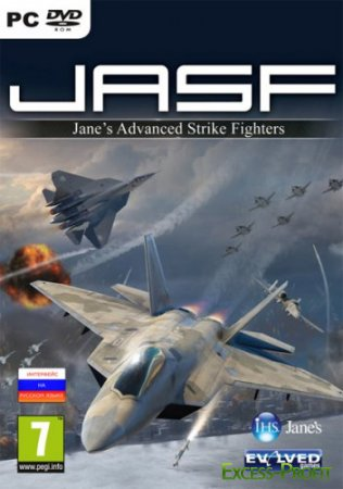 Jane's Advanced Strike Fighters (2011/RUS/ENG/Repack Fenixx)