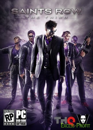 Saints Row: The Third (2011/Rus/Eng/PC) Lossless Repack �� R.G. Origami