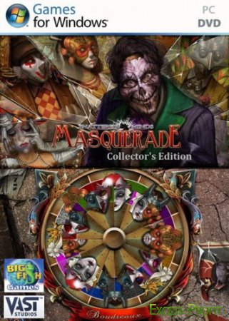 Shattered Minds: Masquerade Collector's Edition (2011/ENG)