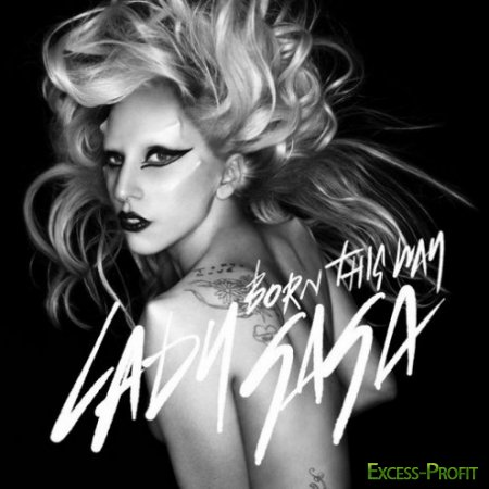 Lady Gaga - Born This Way [Remixes EP]