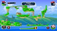 Worms Crazy Golf [ENGMULTi5] (2011)
