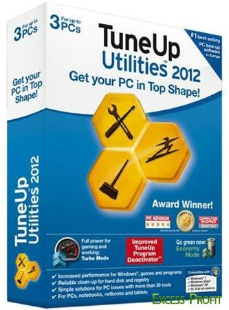 TuneUp Utilities 2012 v 12.0.2120.7 - ��������� ���������