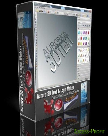 Aurora 3D Text & Logo Maker 11.12071339 Portable