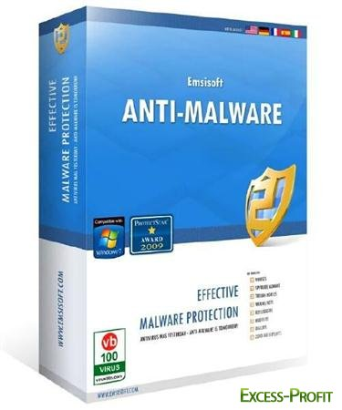 Emsisoft Anti-Malware 6.0.0.49 Final (ML/RUS)
