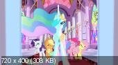 ��� ��������� ����: ������ ��� ����� / My Little Pony: Friendship Is Magic / �����: 2 / �����: 1-10 [2011, WEB-DLRip]