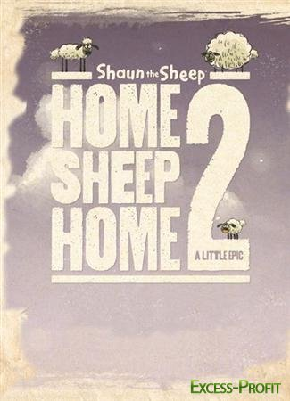Home Sheep Home 2: A Little Epic (2011/ENG)