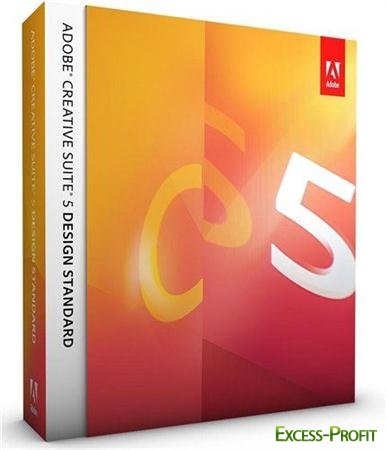 Adobe Creative Suite 5.5 Design Standard (2011/RUS/ENG)