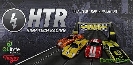 HTR High Tech Racing (1.0.0) [�����, ENG][Android]