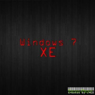 c400's Windows 7 XE (x86/x64) v3.2 Rus/Eng