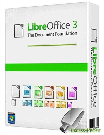 LibreOffice 3.4.4.1 Stable PortableAppZ (ML/RUS)