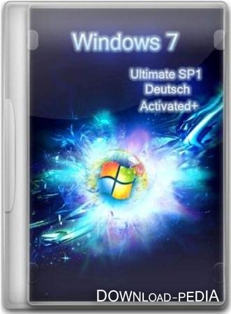 Windows 7 Ultimate SP1 Deutsch (x86/x64) 22.12.2011