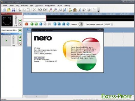 Nero 11.0.15800 + Creative Collections Pack 11 Repack (2011)