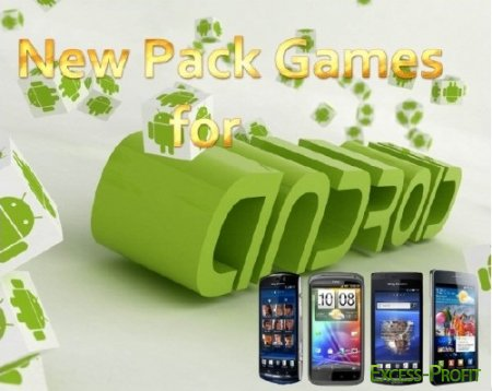New Pack Games for android (2011)