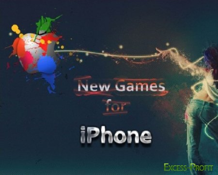 New Games for iPhone (2011)