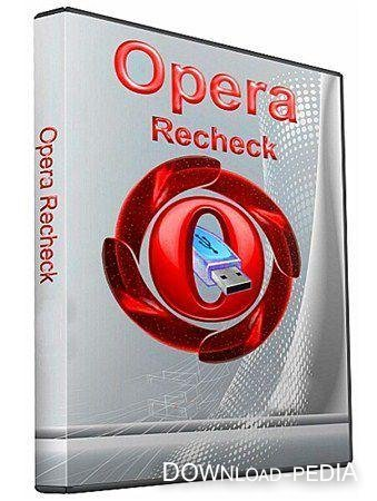 Opera Recheck 11.61 build 1222 (ML/RUS)