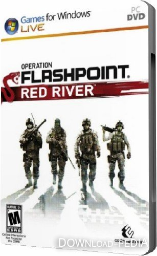 Operation Flashpoint Red River 2011