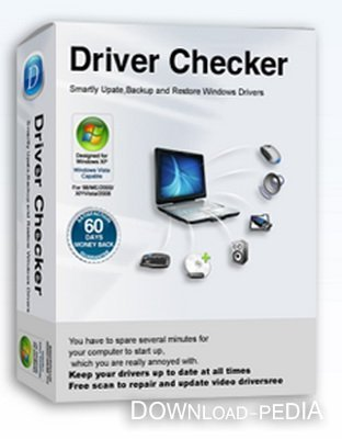 Driver Checker v2.7.4 Datecode 14.02.2011