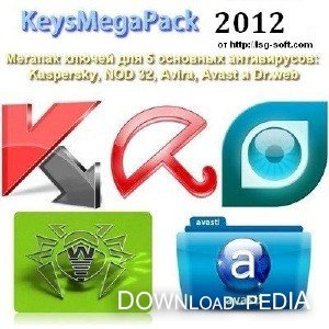 Keys Mega Pack by Lsg-Soft. Com �� 09. 01. 2012