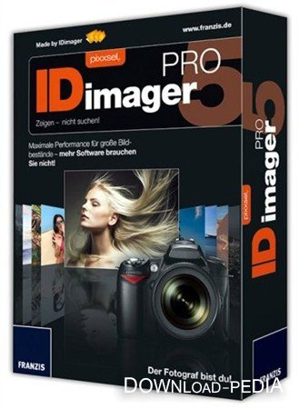 IDimager Professional Desktop Edition 5.1.1.8 ML RUS
