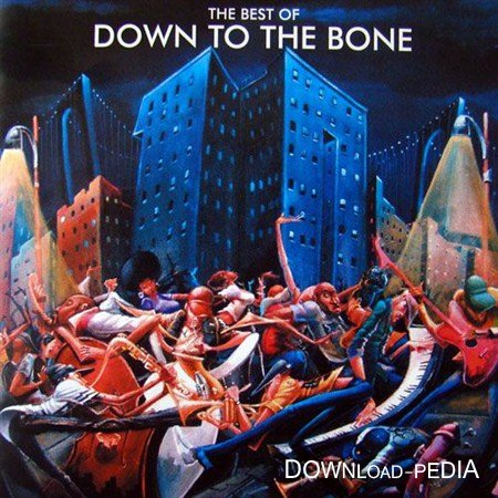 Down To The Bone - The Best Of (2007)