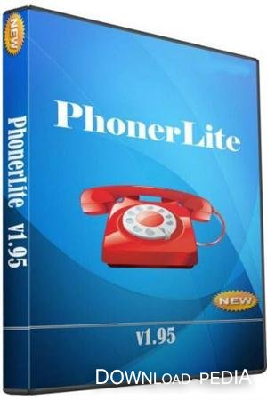 PhonerLite 1.95 + Portable (2011/RUS)