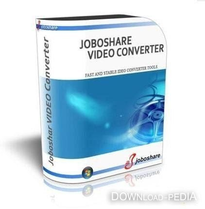 Joboshare Video Converter 3.1.3 Build 0113