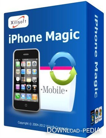 Xilisoft iPhone Magic Platinum v 5.0.1 Build 1205 Portable