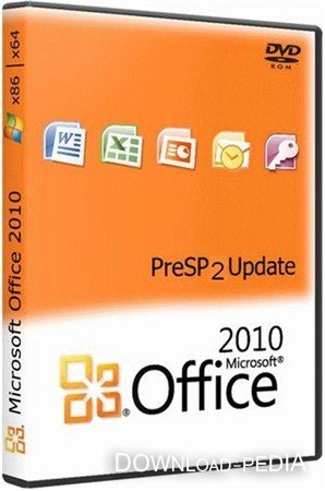 MS Office 2010 PreSP2 2012.01 х86/x64