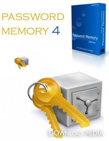 Password Memory v 4.0.1 build 305 Plus Edition (2011/Eng/Rus)